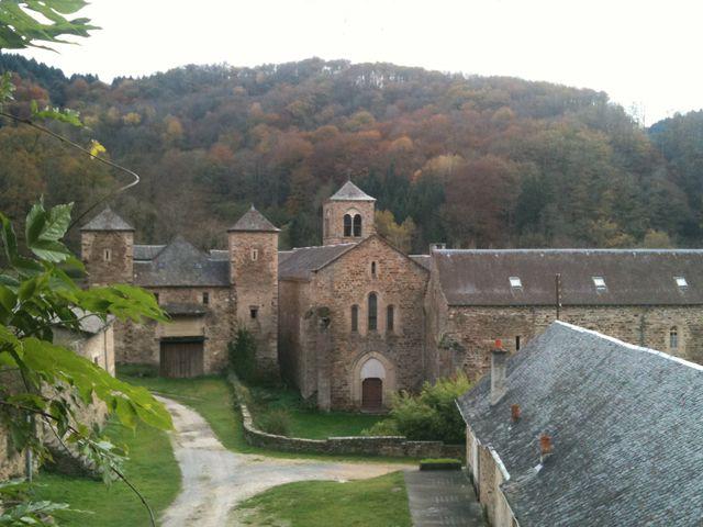 L'abbaye de Bonnecombe, dans l'Aveyron. C'est ici que Pierre-Etienne Albert a fini par être démasqué, au début des années 2000,
