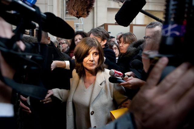 Catherine Breillat, chambre du tribunal correctionnel de Paris