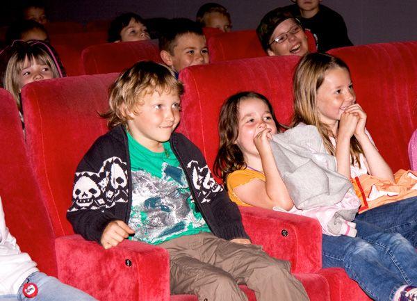 La lanterne magique - cinéma pour enfants