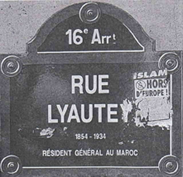 23, Rue Lyautey, Paris