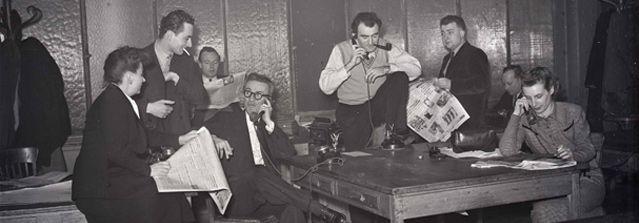Comité de rédaction du Parisien libéré