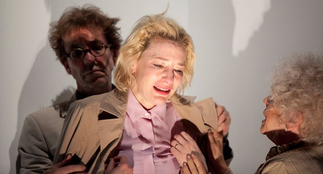 Big and Small, Robert Menzies, Cate Blanchett, Lynette