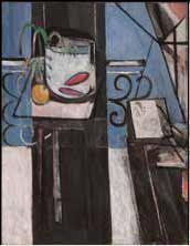 Matisse, Poissons rouges et palette, 1914-1915