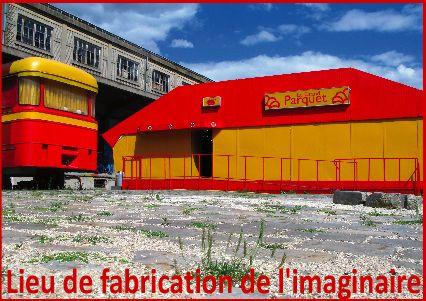 Le Grand Partquet - Chapiteau