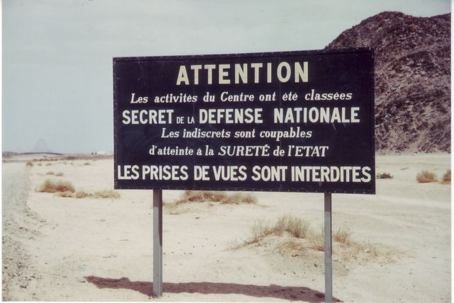 Camp Laurent, 18 avril 1962