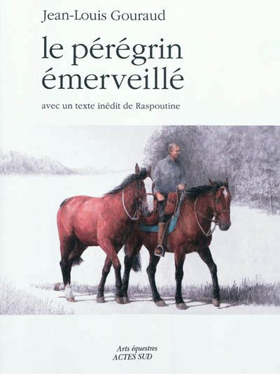 Le Pérégrin émerveillé - Jean-Louis Gouraud