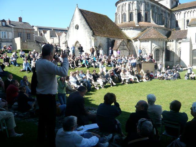 Le festival du mot à la Charité sur Loire