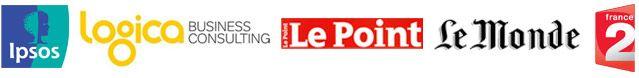 logos partenaires 1e journée de l'élection présidentielle