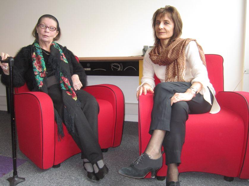 Françoise Duroux et Anne-Marie Smith Di Biasio