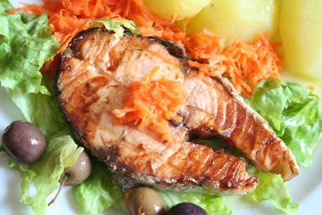 image saumon