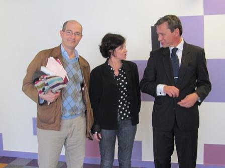 Patrick Weil, Elisabeth Lévy et Stéphane Rozès