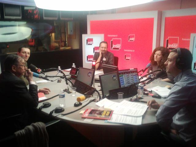 Les Grosses Têtes au carré du vendredi 6 avril 2012