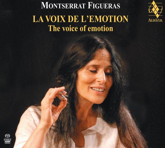 Montserrat Figueras - La Voix de l'émotion