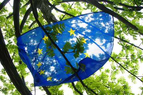 L'Europe dans la campagne