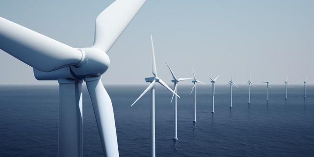 L'éolien en mer
