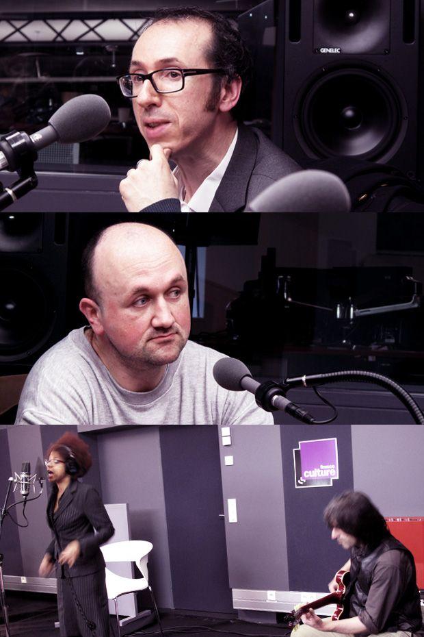 Laurent Bismuth, Jean-Marc Lainé et la Session de Mina Agossi