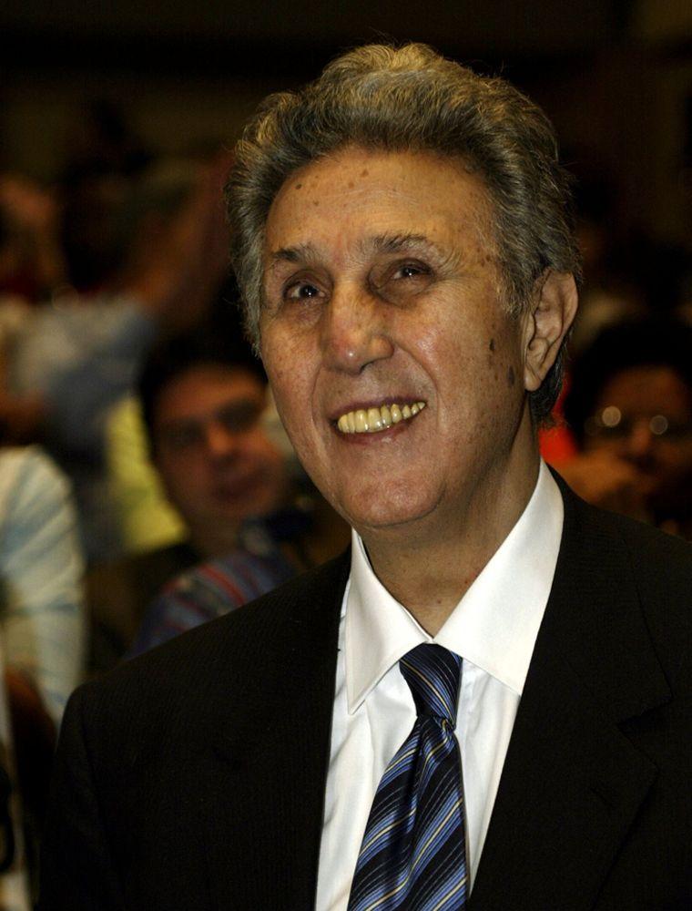 Ahmed Ben Bella en 2004 à Caracas