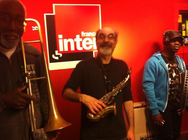 Roy Nathanson à France Inter