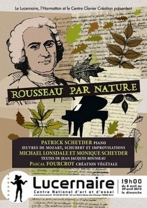 Rousseau par nature - Michael Lonsdale