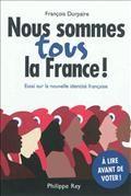 Nous sommes tous la France ! de F.Durpaire