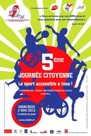 5ème journée citoyenne - Le sport accessible à tous