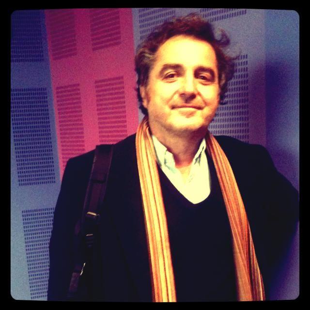 Franck Nouchi