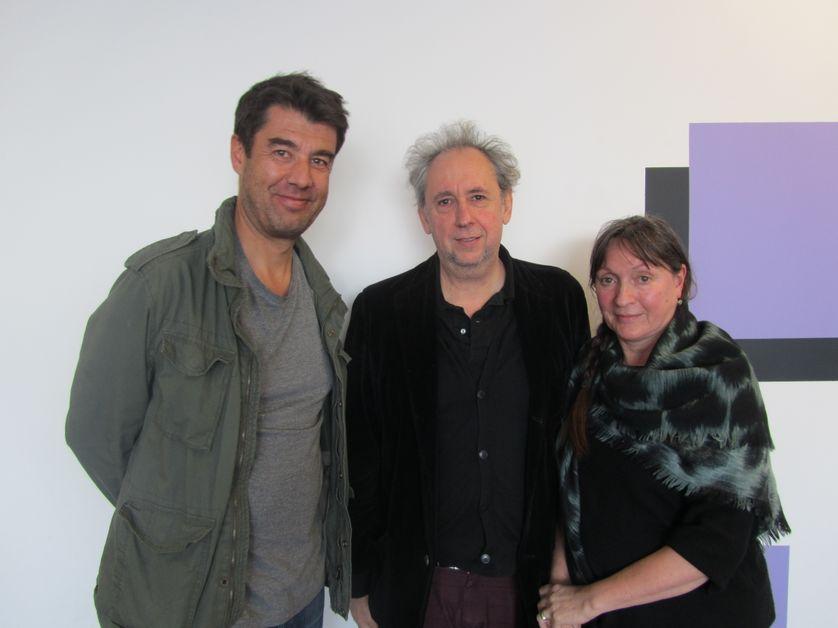 Fernand MELGAR, Nicolas KLOTZ et Elisabeth PERCEVAL