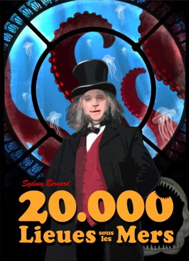 """Sydney Bernard 20 000 Lieues sous les mers"""""""