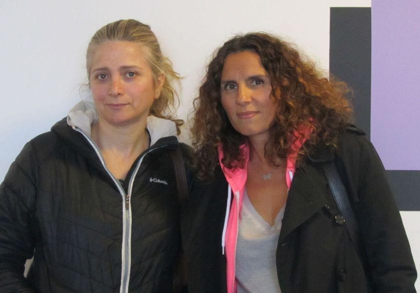 Samar Yazbek et Racha Arodaky