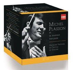 Michel Plasson et la musique française - Orchestre National du Capitole de Toulouse