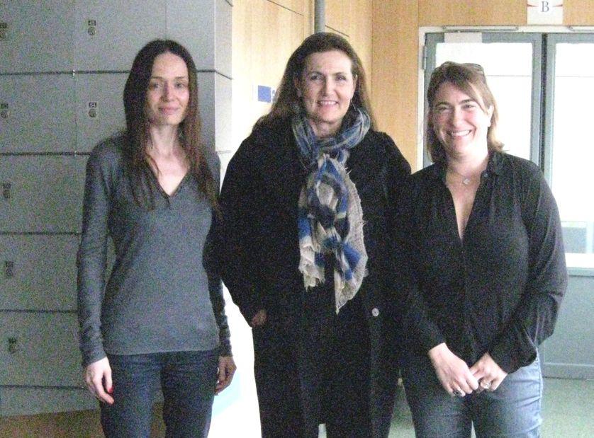 Fabienne Schmitt, Isabelle Veyrat-Masson, Eva Roque