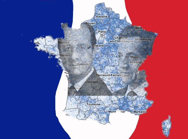 Le Front national : toile de fond du duel Hollande-Sarkozy
