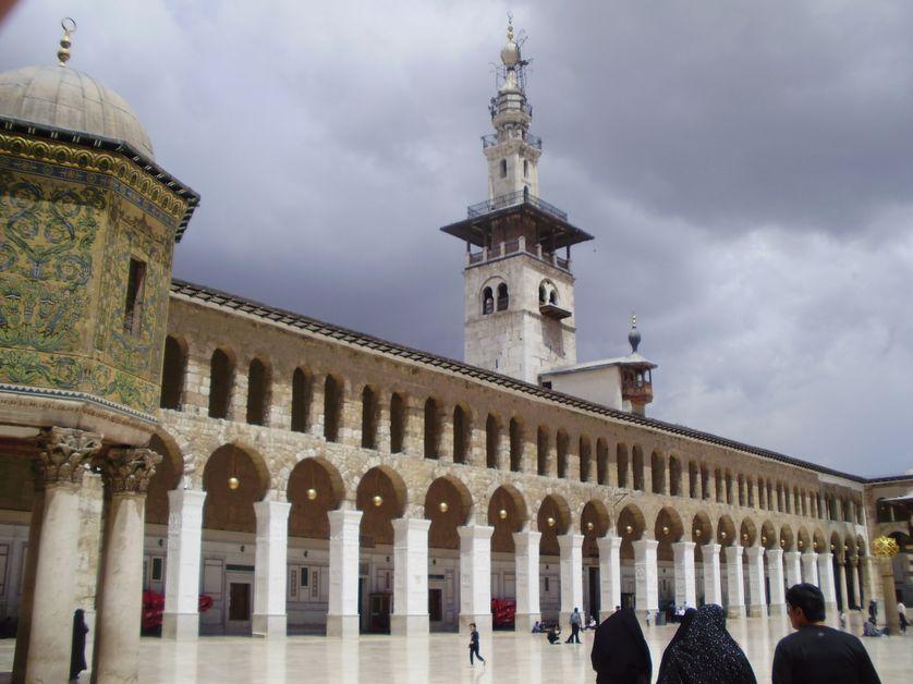 Mosquée des Omeyyades