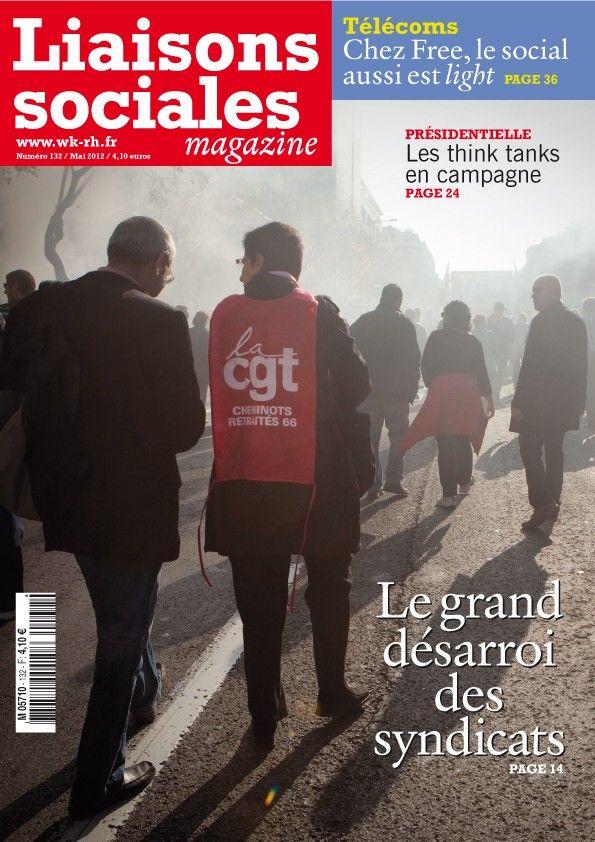 Liaisons sociales mai 2012
