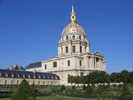Eglise du Dôme des Invalides