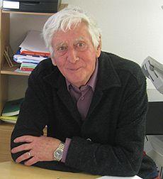 Jean Sauvage, professeur d'histoire géographie à la retraite, membre de l'association Quartier 31