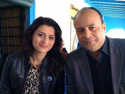 Lotfi Achour et Anissa Daoud