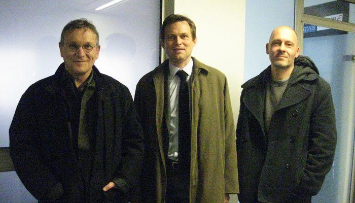 Rony Brauman, Philippe Manière et Christophe Guilluy