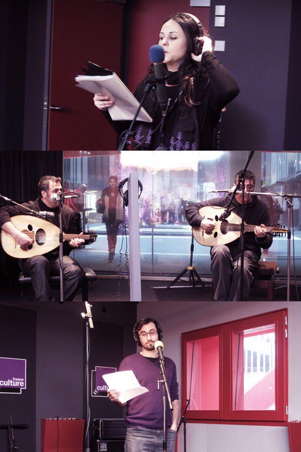 Noma Omran, Khaled Aljaramani, Rayess Bek