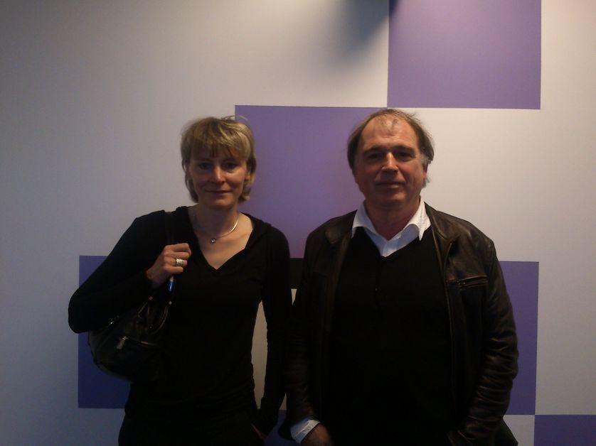 Sophie Lamoureux, Alain Garrigou
