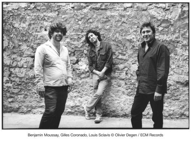 Benjamin Moussay, Gilles Coronado, Louis Sclavis