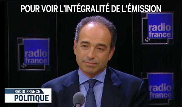 Jean-François Copé avec L