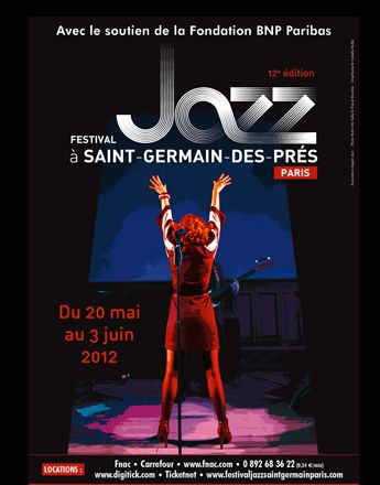 Jazz à Saint Germain des Prés