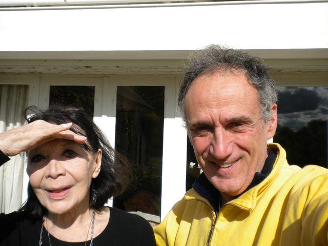 Juliette Greco et Denis Cheissoux