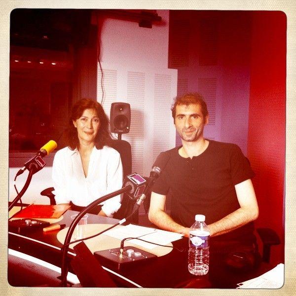 Anne Alvaro et David Lescot