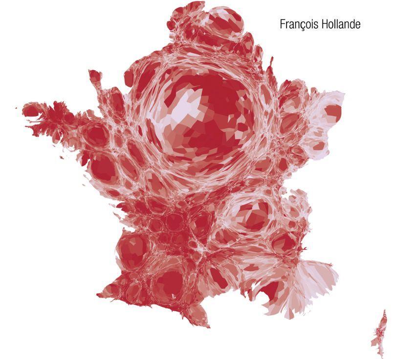 Vote pour Hollande 2nd tour