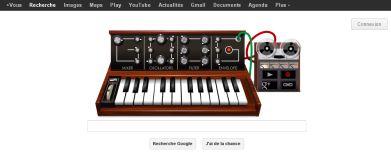 Le Moog a été créé en 1964