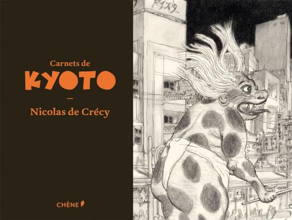 Carnets Kyoto - Editions du Chêne