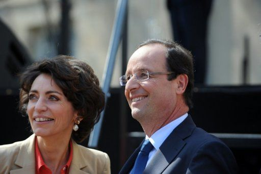 Marisol Touraine et François Hollande