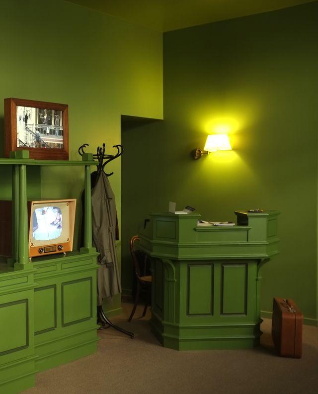 Agnès Varda, Des chambres en ville, Passage Pommeraye – Nantes